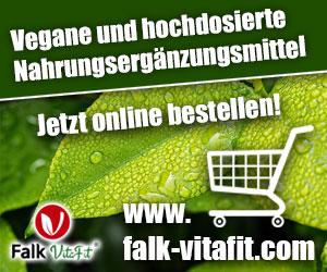 Falk VitaFit! - Nahrungsergänzungsmittel in unvergleichbarer Qualität und Zubereitung